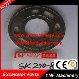 Placa hidráulica da válvula das peças para a máquina escavadora Kobelco Sk200