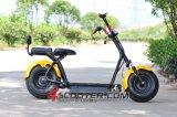Scooter de ville de la grande roue E de type de Citycoco Scrooser, moto électrique pour électrique adulte