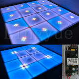 Etapa DJ ligero DMX512 DMX interactivo LED Dance Floor
