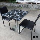 Kkrの現代石造りの樹脂の喫茶店表