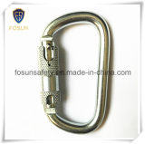 L'amo a schiocco in lega di zinco superiore, metallo ha filettato Carabiner