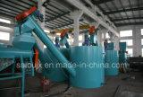 Heißer Unterlegscheibe-Abfall Plastik-HDPE Flaschen-Waschmaschine