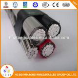 Параллельный воздушный образованный кабель 1kv 4X50