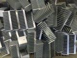 Aluminiumkühlkörper-Strangpresßling-Profil-Kühlkörper-Kühler ISO 9001