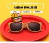 Классицистические солнечные очки 2140 деревянных солнечных очков бамбука солнечных очков