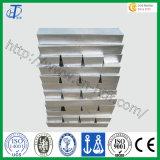 Anode d'alliage de magnésium d'anode de protection de corrosion