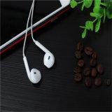 Fone de ouvido de Earbud dos acessórios do telefone móvel para o iPhone com o microfone para o iPhone