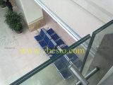 vidro arquitectónico laminado 6.38mm-12.38 para o balcão em liso ou curvado