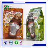 개밥 포장을%s 플라스틱 동물 먹이 포장 부대