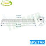 180W LEIDENE van de 30inchStraal Combo Gebogen Staaf met Epistar LEDs
