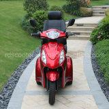 Motorino elettrico del motorino 950W di mobilità della rotella del triciclo tre
