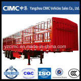SaleのためのCimc 40ft Storehouse Bar Semi Trailer
