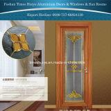 Portello di alluminio tradizionale della stoffa per tendine della decorazione interna