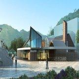 De Stad die van Qingshanwan Architecturaal Teruggevend Project plannen