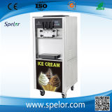 Cheapest Floor Soft Ice Cream Machine Maker with CE