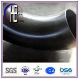 Bwの鋼鉄付属品180度の炭素鋼の長い半径の肘