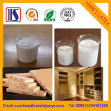 Colle adhésive blanche fonctionnante en bois à base d'eau de haute résistance