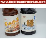 BBQ de Saus van Teriyaki van de Paling van de Saus Teriyaki \ van de Saus \/de Saus van Korea Kimchee/Tonkatsu Saus \ 1.8L