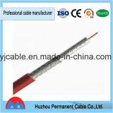 Cable coaxial de la salida 100%Guaranteed de la calidad del cable rápido del tubo