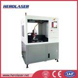 Máquina de estaca Titanium do laser da fonte quente da fibra da venda para o frame de vidro em India