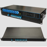 조밀한 Wavelength Division Multiplexer 4, 8, 16 Channel 200GHz DWDM