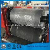 機械に二重印刷をとのする330X330mmの紙ナプキンは浮彫りになる
