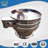 Écran de vibration de charbon actif d'acier inoxydable pour la poudre chimique (XZS1000)