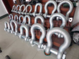 大きい造られた鋼鉄索具の弓アンカー旋回装置の手錠