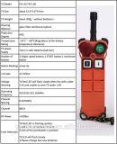 Управление по радио Telecrane F21-2s длиннего ряда горячего надувательства промышленное
