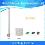 Dispositivo de transmisión video sin hilos al aire libre 5g de Dahua Ap (PFM880-A)