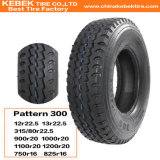 Pneu radial superior do caminhão da fábrica 11r22.5 295/75r22.5 do pneu de TBR
