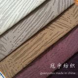 Bruciare i tessuti molli eccellenti del velluto di stampa per il sofà