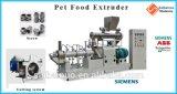 Pienso del alimento de animal doméstico del alimento de perro que hace la máquina