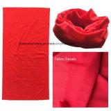 OEM Opbrengst Aangepaste Ontwerp Afgedrukte Polyester Promotie Magische Bleekgele Bandana