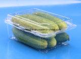 きゅうりのためのプラスチック包装ボックスペットフードの等級のプラスチック包装の容器500グラム