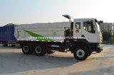 最も低い30トンのシックなBalong 375HP 6X4の重いダンプトラック