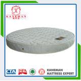 Materasso di sorgente rotondo del pozzo di sonno della mobilia della camera da letto