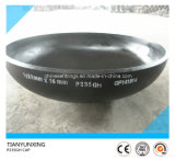 Головка стали углерода P235gh DIN28013 Dn1000 эллипсоидальная