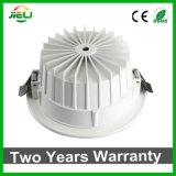 """Blanco de aluminio de fundición a presión a troquel 2.5 """" 3W LED Downlight de la buena calidad"""