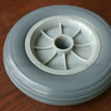 roda livre lisa da espuma do plutônio de 10/12 polegadas para a bicicleta do balanço