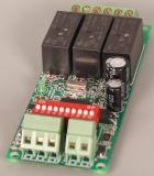 Interrupteur d'alimentation Decorder de DMX/commutateur de relais