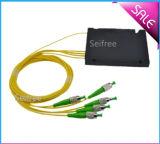 1X4 Fiber Optical Splitter (splitter CATV Splitter Fused)