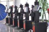 машина маркировки лазера волокна 30W Ylpf-30A для неметалла трубы PP/PVC/PE/HDPE/UPVC/CPVC пластичного
