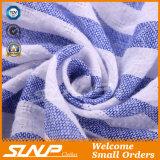 Bom t-shirt da listra da forma do algodão de Quliaty com teclas