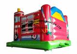 普通消防車の膨脹可能な警備員