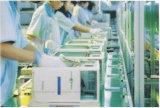 Порошка цвета конкурентоспособной цены перчатки винила голубого свободно для индустрии электроники