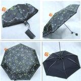 3折る極度の軽い紫外線保護防風の傘(YS-3F10010A)
