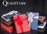 Qualitäts-Vierecks-Schokoladen-verpackenkasten, eleganter Papiergeschenk-Kasten