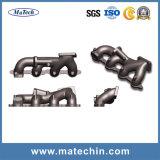 Kundenspezifisches Hochleistungs--Eisen-Gussteil für Turbo-Abgas-Verteilerleitung
