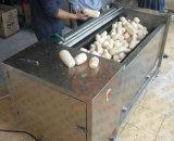 Het Plantaardige Schoonmaken van de Rol van de borstel Machine/de Machine van de Was en van de Schil van de Wortel van de Aardappel